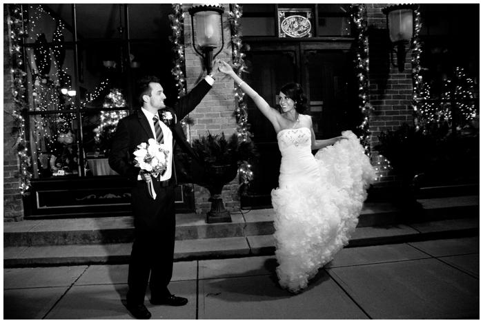 New Year's Eve Wedding/winter wedding