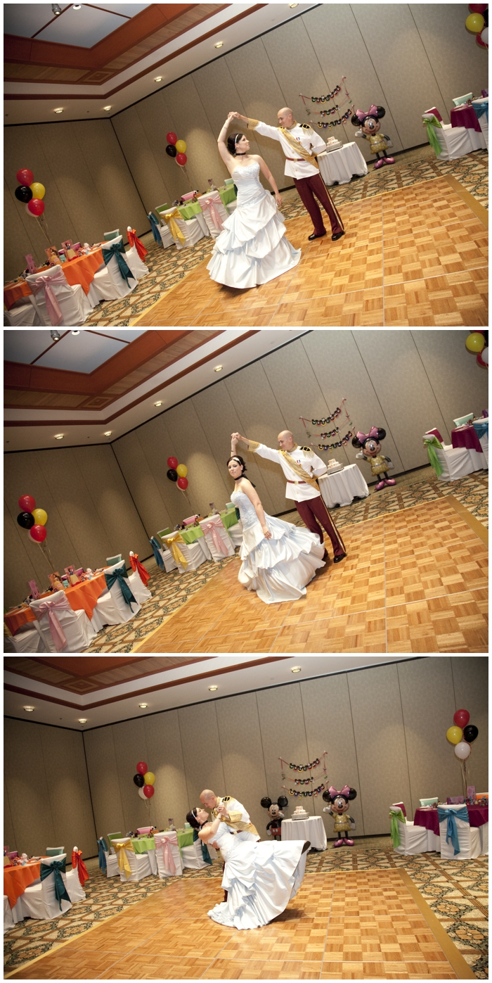 Lisa & Ben Disney party, vow renewal, Florida wedding