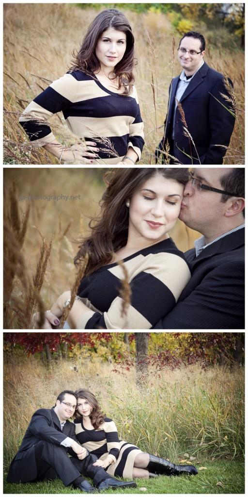 Toledo wedding photographer, urban engagement session