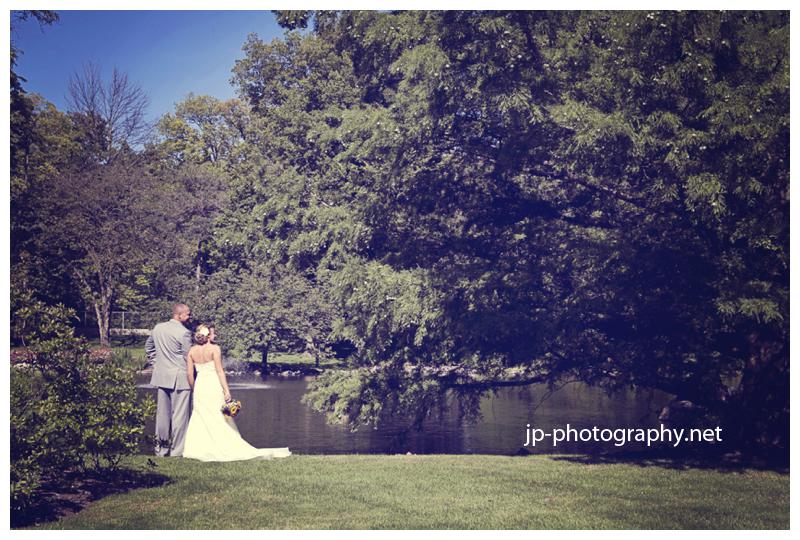 Schedel Gardens in Elmore, Ohio Garden wedding, garden inspiration DIY wedding decor