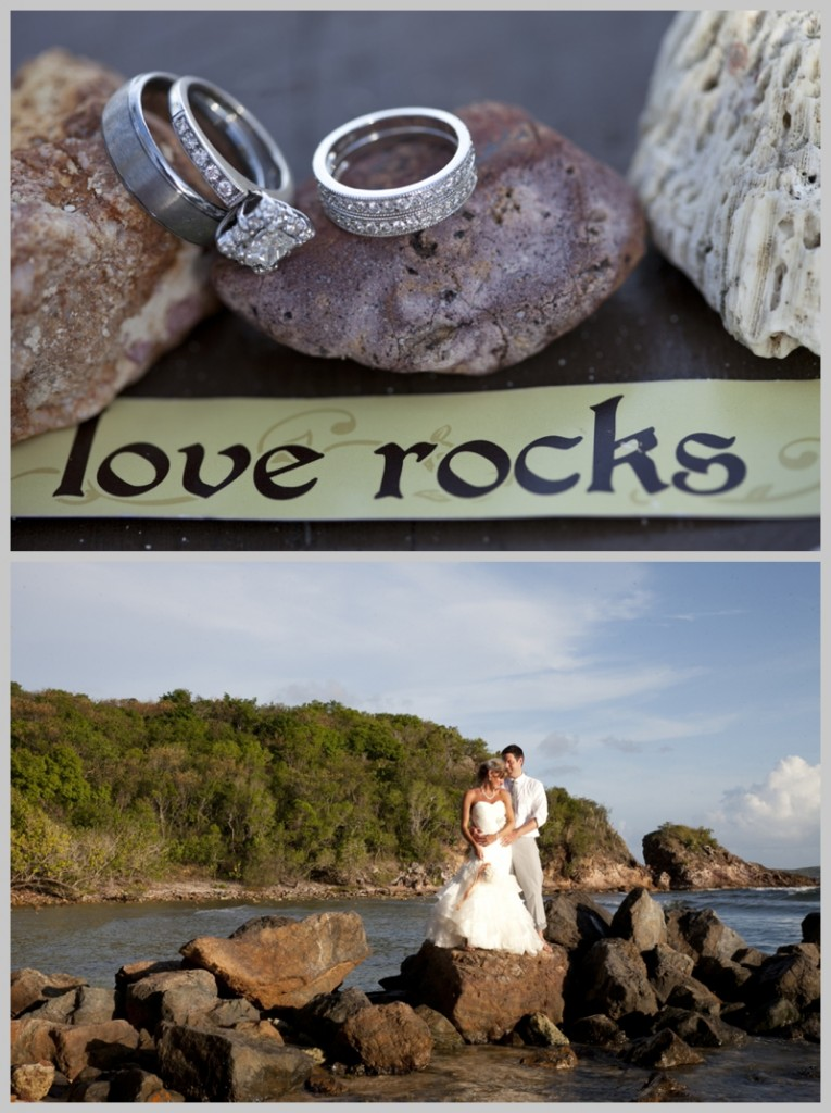 USVI Destination wedding, Beach wedding